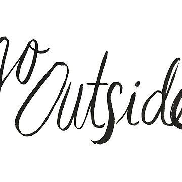 Go Outside by adventurlings