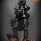 Happy Halloween! by Greeting Cards by Tracy DeVore