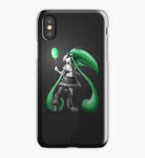 Rainbow Punk: Emerald Funk iPhone Case/Skin