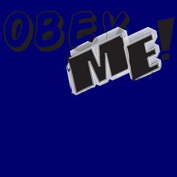 Obey ME by jdamelio