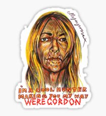 Were Gordon Sticker