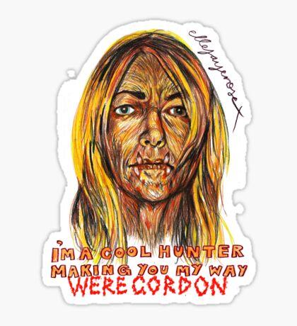 Were Gordon Sticker