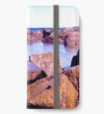 Birubi Point #6, NSW iPhone Wallet/Case/Skin