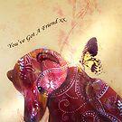 You've Got A Friend by Angela  Burman