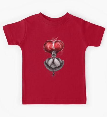 Rainbow Punk: Crimson Lolita Kids Clothes