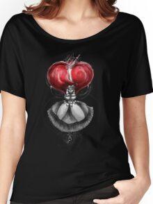 Rainbow Punk: Crimson Lolita Women's Relaxed Fit T-Shirt