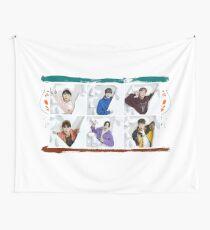 JBJ, Just Be Joyful, Kpop, Superstars Wall Tapestry