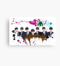 JBJ, Just Be joyful, Kpop, Superstars, Oppa Canvas Print