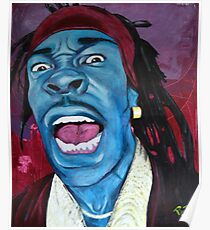 Busta Rhymes Poster