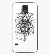 Knight's Armor And Sword Great Fashion T-Shirt Case/Skin for Samsung Galaxy