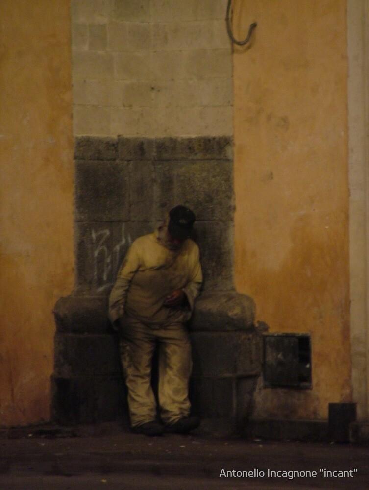 """night drunk by Antonello Incagnone """"incant"""""""