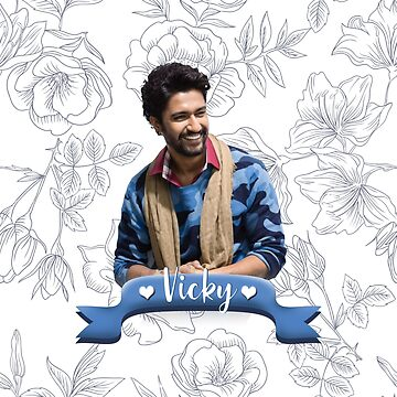 Vicky Kaushal  by bollywood-tees