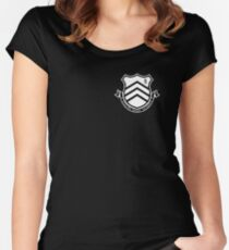 Shujin High School Women's Fitted Scoop T-Shirt