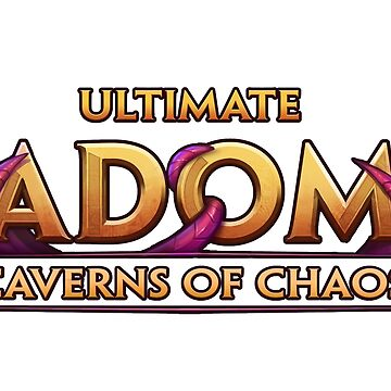 Ultimate ADOM - Big Logo by ADOMgame