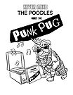 Punk Pug Dog by shufti