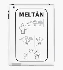 Ikea Meltan iPad Case/Skin