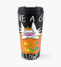 Gay Halloween Travel Mug