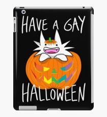 Gay Halloween iPad Case/Skin