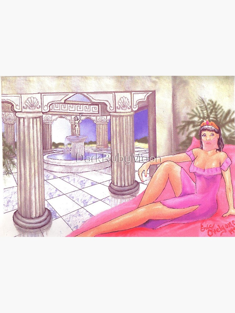 Aphrodite's Palace  by DarkRubyMoon