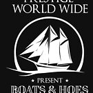 Prestige World Wide Present Boats & Hoes by eaglestyle