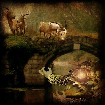 CHALLENGE - Billy Goats Gruff... by IWML