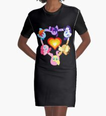My little pony heart Graphic T-Shirt Dress
