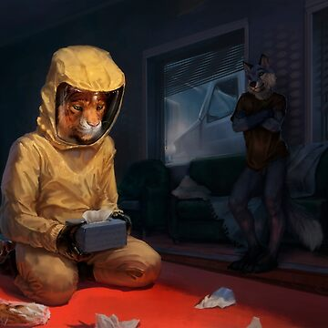 The common cold by goodwolf