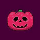 Animal Crossing Jack o Lantern - Pink by DILLIGAFM8