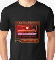 "Zekko Arashi Ryu ""The Benevolent Heart"" Unisex T-Shirt"
