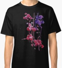 Dripping Orchids Classic T-Shirt