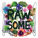 Rawsome Veggie Power - Plant based awesomeness!! by AmandaDilworth