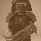 TMNT Teenage Mutant Ninja Turtles Master Shredder by Customize My Minifig