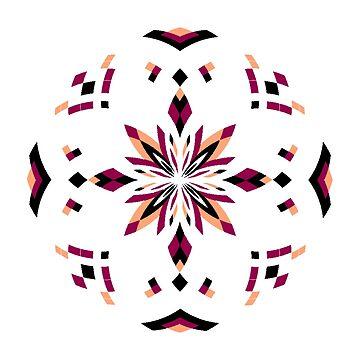 Mandala 17 - Sofisticated by Cybarxz