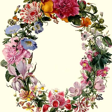 "Johannes van Bronckhorst "" A Wreath of Various Flowers"" by ALD1"