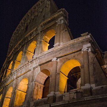 Rome Coliseum Colosseum  by photosbygemmad