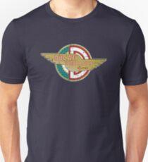 Ducati Logo - Classic Distressed Look 1958  Slim Fit T-Shirt