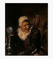"Frans Hals ""Malle Babbe"" Photographic Print"