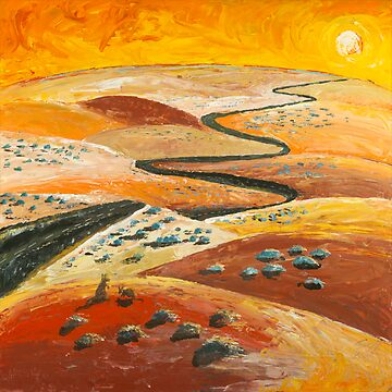 Long Way Home by Ochresands