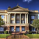 Anderson County Courthouse by Terence Russell