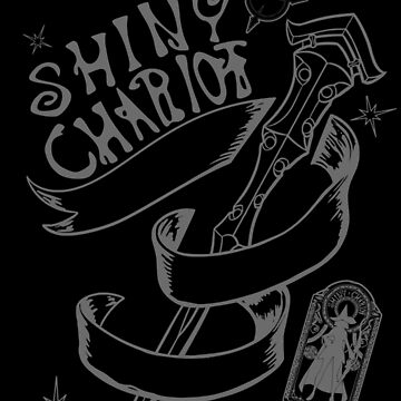 LWA - Shiny Chariot [Silver] by inkwood-store
