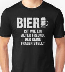 Old friend beer Unisex T-Shirt