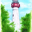 Cape May Lighthouse by Cleave