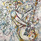 Rock Girl by Chantal Guyot