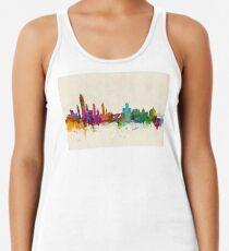 Camiseta con espalda nadadora Albany Skyline de Nueva York