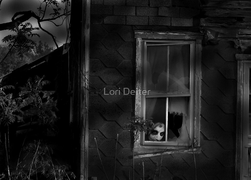 YOU'RE BEING WATCHED by Lori Deiter