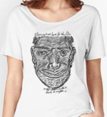 DABNOTU_IF_THERE_WAS_MORE_GEGL_1 Women's Relaxed Fit T-Shirt