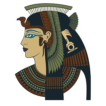 Cleopatra - Queen of Egypt by ColorfulMystic