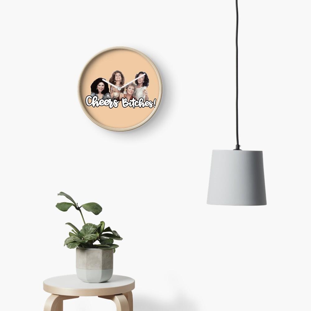 designing women Clock