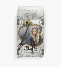Buffy Duvet Cover