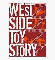 West Side Toy Story Photographic Print